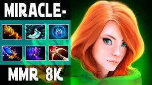 dota 2 miracle windranger gameplay mmr 8k youtube