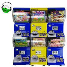 Gashapon Vending Machine Adorable China Cheap Capsule Machine Kids Toy Vending Machine Gashapon Toy