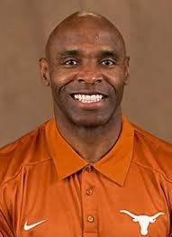 Charlie Strong Head Coach Texas Athletics