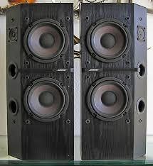 bose 701 speakers. bose 4001 speakers 701