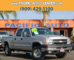 Used Chevrolet Silverado 2500HD for Sale in San Diego, CA | Edmunds
