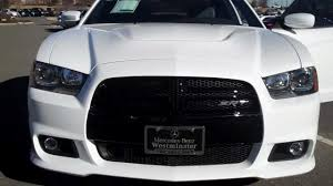 dodge charger 2013 white. 2013 dodge charger srt8 steve litwin mercedesbenz of westminster 3034107837 youtube white
