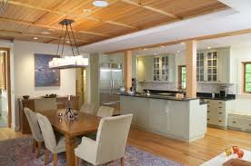 3 Tips And 34 Examples To Unite The Kitchen And The Living Room Kitchen And Living Room Open Plan