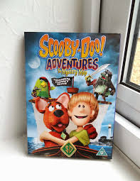 scoobydoo adventures  the mystery map dvd  this is life