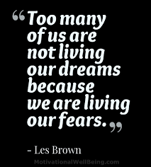 40+ Meaningful Quotes About Fear