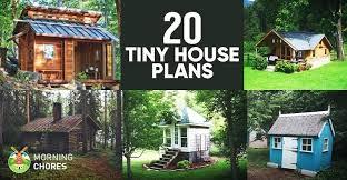 diy tiny house plans on wheels