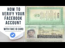 Verification 2019 Cards Facebook Verify In Info Cards To Baseball Fake Accounting Account… How Id Card For Make