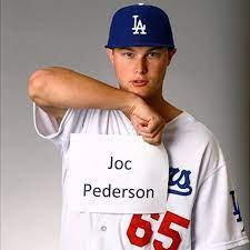 Joc Pederson Stats (@JocsStats)