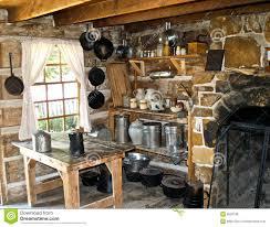 Old Kitchen Old Kitchen Stock Photos Image 20085693