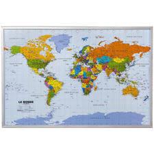 World Map Pin Ebay
