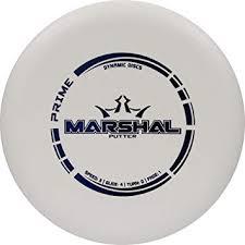 Amazon Com Dynamic Discs Prime Marshal Putter Golf Disc