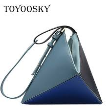 <b>TOYOOSKY</b> New Pu Leather <b>Women</b> Bag Fashion Personality ...