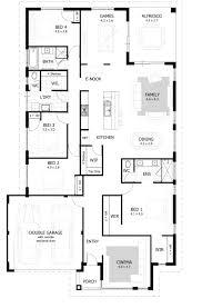 Floorplan Preview · 4 Bedroom | Hamilton House ...