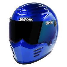 Bandit Outlaw Bandit Helmet Simpson Motorcycle