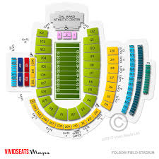 Folsom Field Seating Chart With Row And Seat Numbers Long Term Plan For Cu Facilities Upgrades Page 9