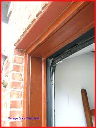 garage door trim seal door weatherstripping garage door trim seal wood garage door trim seal