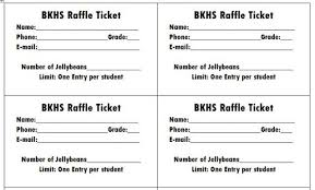 microsoft raffle ticket template ticket template microsoft word free download