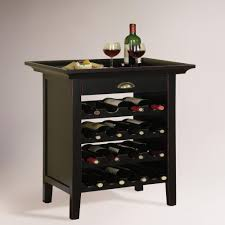 Wine Cabinet Black Storage Wine Cabinet And Bars Home Design And Decor