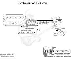 fascinating single single humbucker 5 way switch 1 vol 1 tone Single Humbucker Wiring fascinating frankenstein pickup wiring also guitar wiring diagram 1 pickup 1 volume single humbucker wiring diagram