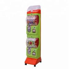 2 Capsule Vending Machine Amazing Gashapon Vending Machine Capsule Vending Machine 48 Levels Capsule