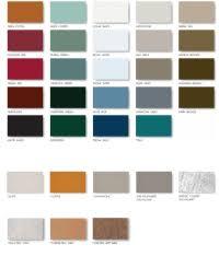Mueller Color Chart Mueller Metal Buildings Color Chart Mueller Metal
