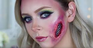5 makeup tutorials that are the perfect mix of scary and y