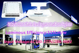 150w led canopy light gas station lighting 3 5year warranty gas station light