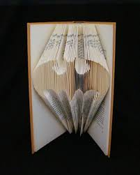 folded book art folded book art folded book pages folded book pages