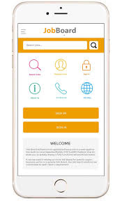 job board mobile templates job board software mobile apps ats