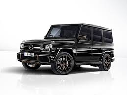 Black general condition for age and kilometres: Mercedes Benz Limited Edition G Class 2018