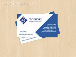 visting card format diamond business card template with logo by thomas polk in print