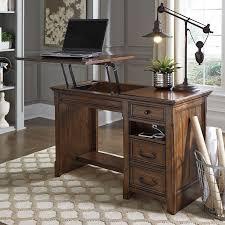 lift top desk. Woodboro Home Office Lift Top Desk