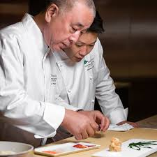 Sushi Cook The Right Way To Roll Sushi According To Chef Nobu Food
