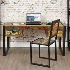 asian office furniture. Agra Reclaimed Wood Furniture Laptop Home Office PC Computer Desk Asian Office Furniture 4
