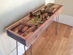 cool industrial furniture. 20 off sale barnwood console table industrial furniture modern reclaimed upcycled rustic cool k