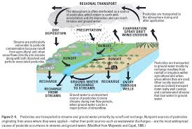 Pesticides In Groundwater