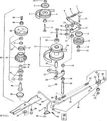 1978 John Deere 111 Part Diagram