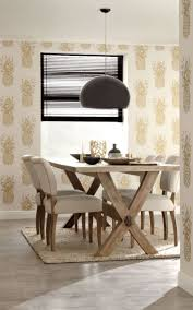 ... diningoom best wallpaper ideas images on cool damask informal  traditional dining room category with post adorable ...