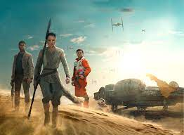 The Force Awakens HD Wallpapers ...