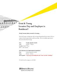 Ernst And Young Resume Sample Sample Cover Letter For Ernst And Young Corptaxco 8