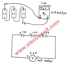 dc boost converter circuit v to v v eleccircuit 3 aa battery 1 2v is connected in series