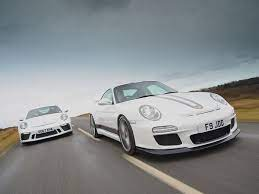 The 2009 gt3 was the base model for a few versions of the gt3 (rs, rsr, r, or cup) and it might be considered the most civilized. Re Porsche 911 991 2 Gt3 Vs 911 997 2 Gt3 Page 1 General Gassing Pistonheads Uk