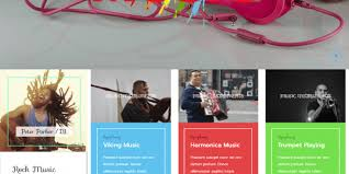 Free Church Website Templates Inspiration 24 Best Free Music Html Website Templates Free Download