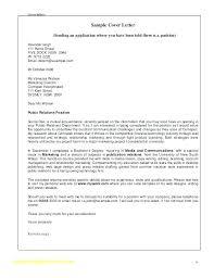 Free Sample Cover Letter For Job Application Gorgeous Application Cover Letter Template Free Samples For Jobs Resumes