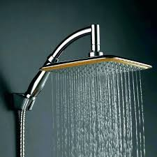 delta rain shower head with handheld combo extension oil rubbed bronze h