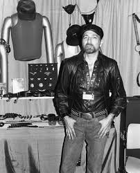 alan selby at the mr s leather on 7th street in san francisco