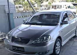 2005 Toyota Corolla Altis |