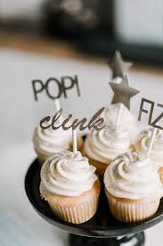 New Years Cupcake Toppers With Cricut Love Create Celebrate