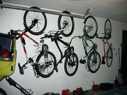 bike racks for garage storage nz diy hanging rack