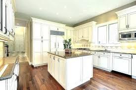 off white kitchen cabinets dark floors. Kitchen Cabinets With Dark Floors White Off Wood B